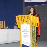Ms Sunitha Nambiar, CEO Kunskapsskolan India addressing the audience