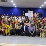 Vocational Teachers with the Oriflame Team and SkillEd India Team